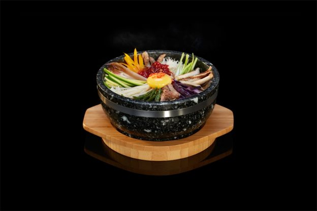 The Sizzling Bowl from SteakStones, The Home of Hot Stone Cooking