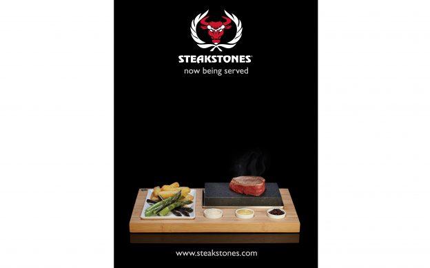 Steakstones A4 Poster Standard
