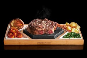 The SteakStones Hex Set